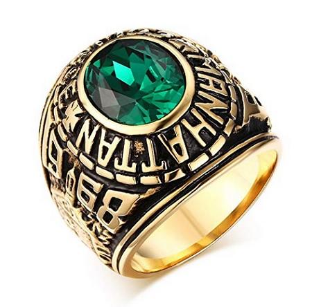 graduation rings