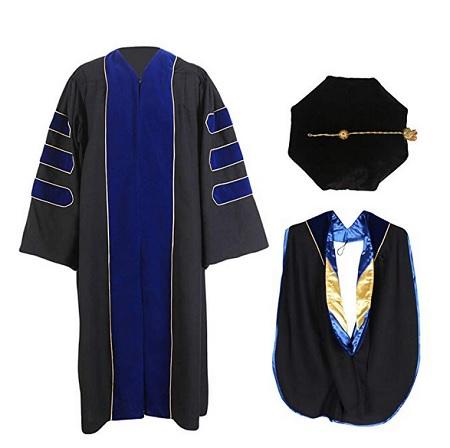 academic regalia masters