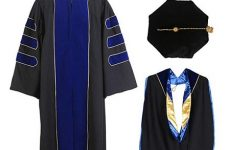 academic regalia masters