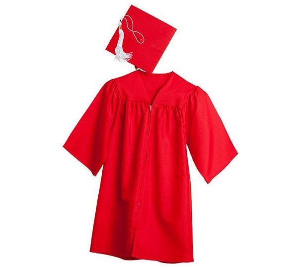 jostens cap and gown