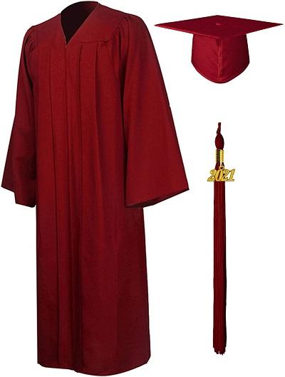 college graduation robes