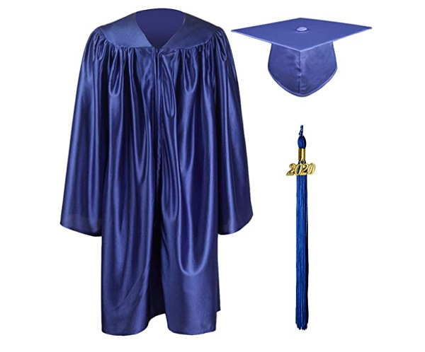 kindergarten cap and gown 2020